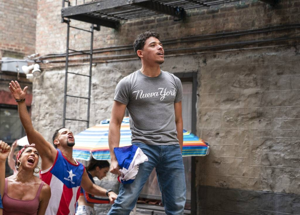 Anthony Ramos sa 'In the Heights' AP PHOTO