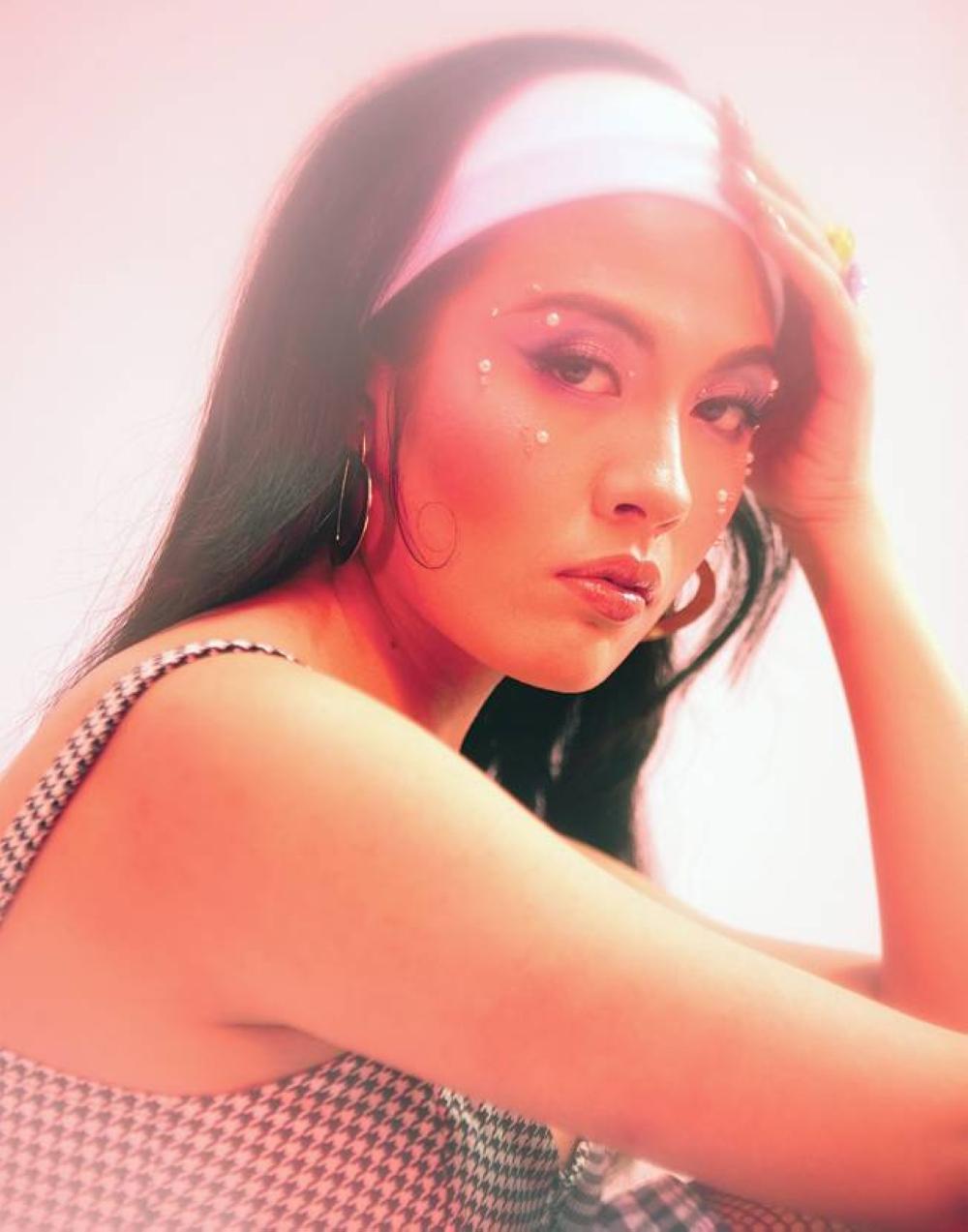 Call her 'Kakie.' Sen. Kiko Pangilinan and Megastar Sharon Cuneta's eldest daughter Frankie buckles down on her music career.