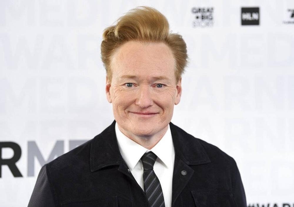 Conan O'Brien AP LARAWAN