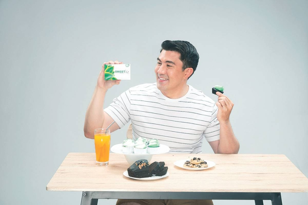 Sticking to a diet has always been hard for the top TV host and confessed dessert-aholic, until he found a healthy sugar alternative for his favorite part of every meal.