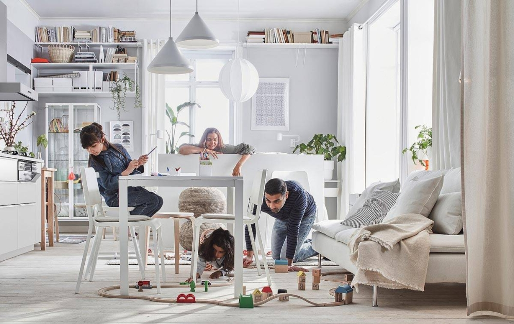 The Ikea Family is global club of over 150 million that 'aims to reach, inspire and support members in creating their dream home' with special family benefits, rewards, experiences and surprises all year round.