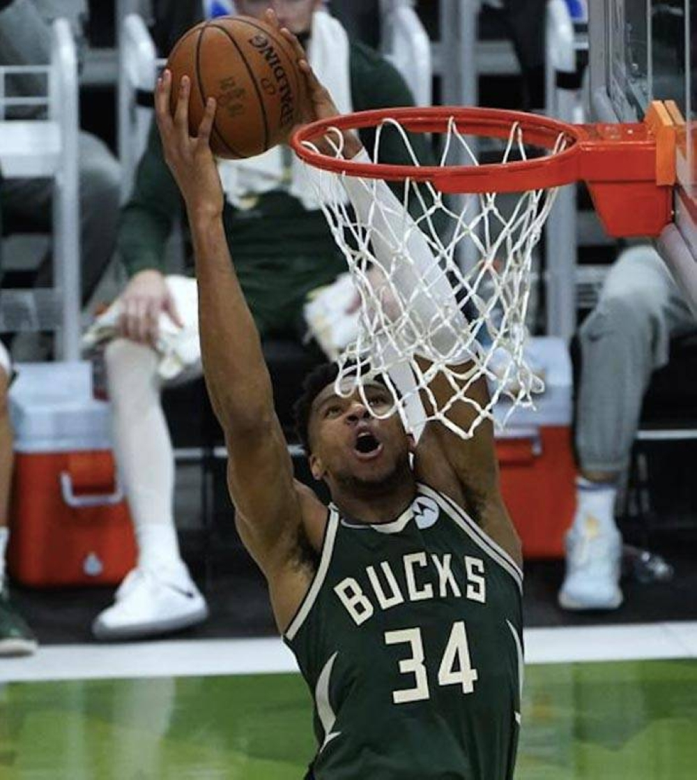 Bucks Star Making His Mark In Nba Finals The Manila Times