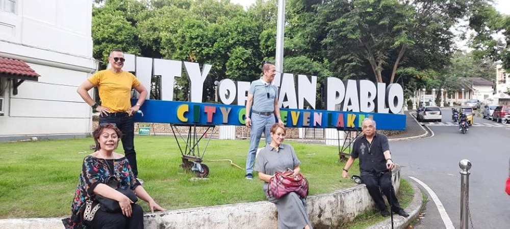 An incredible experience to discover the beauty of San Pablo City.