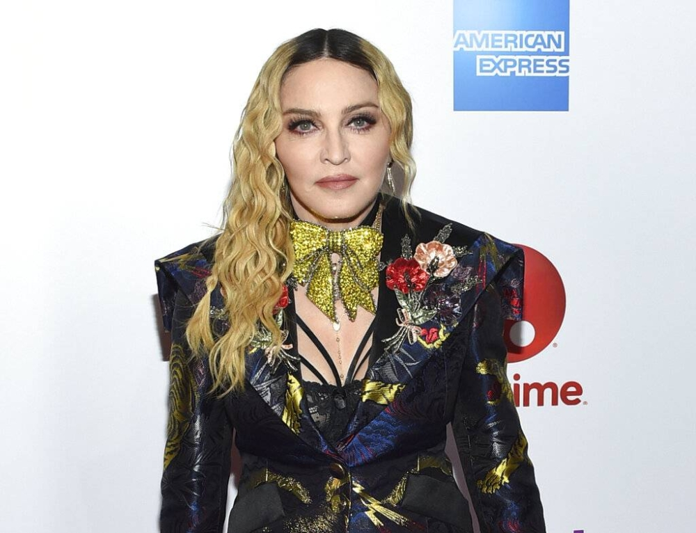 Madonna AP PHOTO
