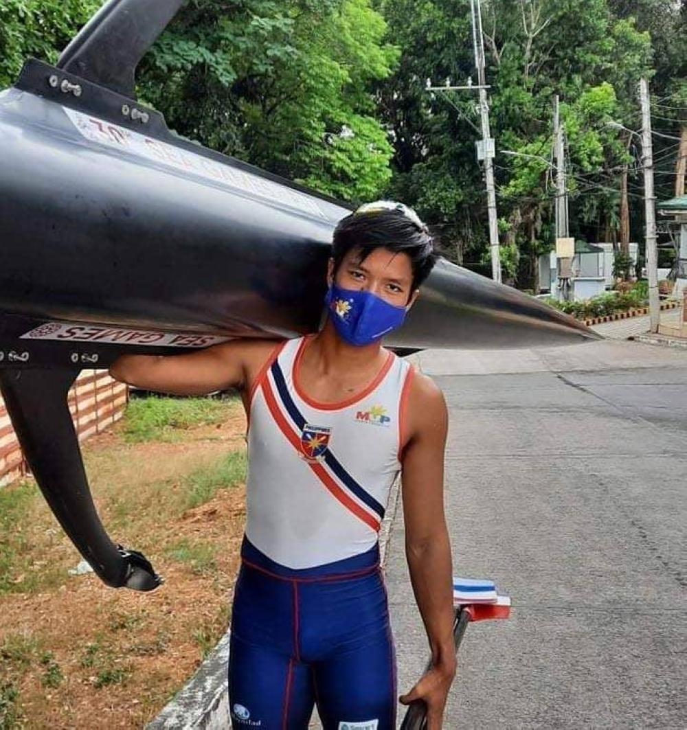 Cris Nievarez PHOTO FROM NIEVAREZ'S FACEBOOK PAGE