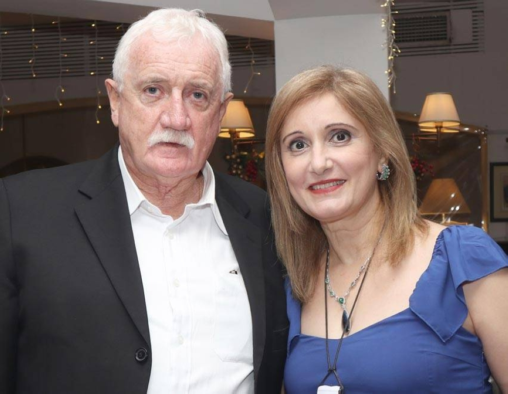 Consul Hugh and Georgette Wilson
