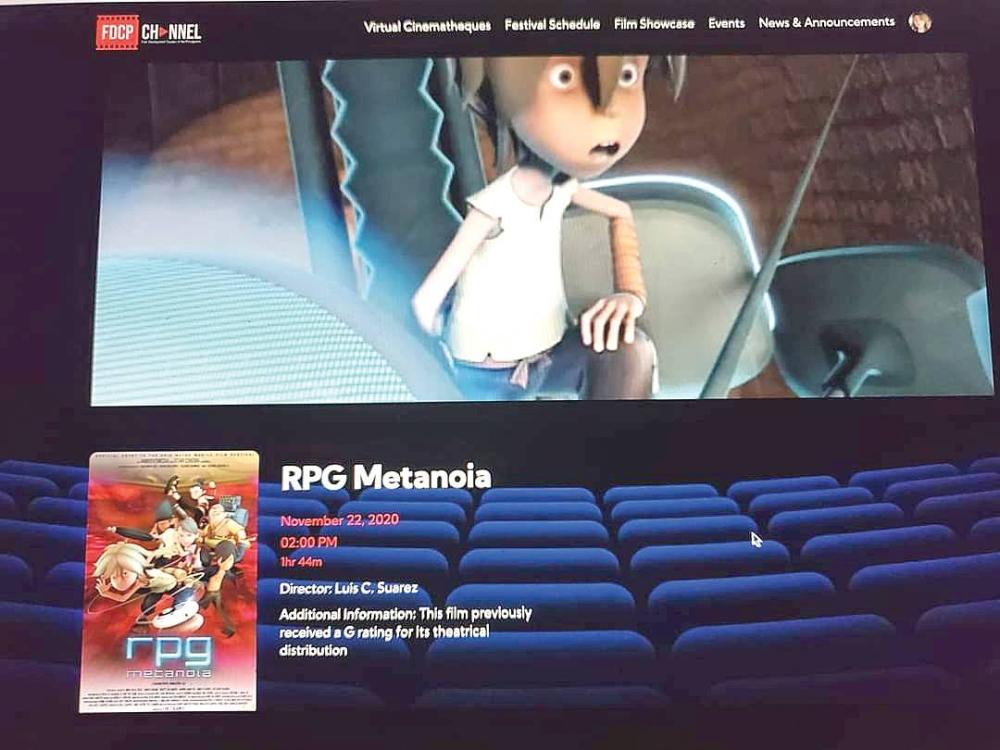 PPP4 contó con 170 películas: 90 largometrajes y 80 cortos.  Captura de pantalla del canal FDCP.