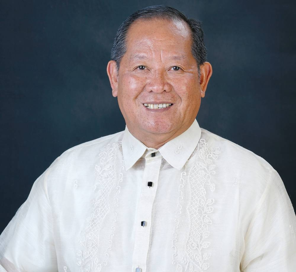 Agriculture Undersecretary William Medrano