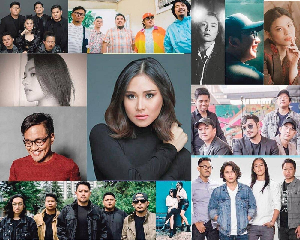 Many if not all of these big-name music acts had been inspired by the music of the former Rivermaya frontman and won't miss sharing the virtual stage with the rock idol very soon.