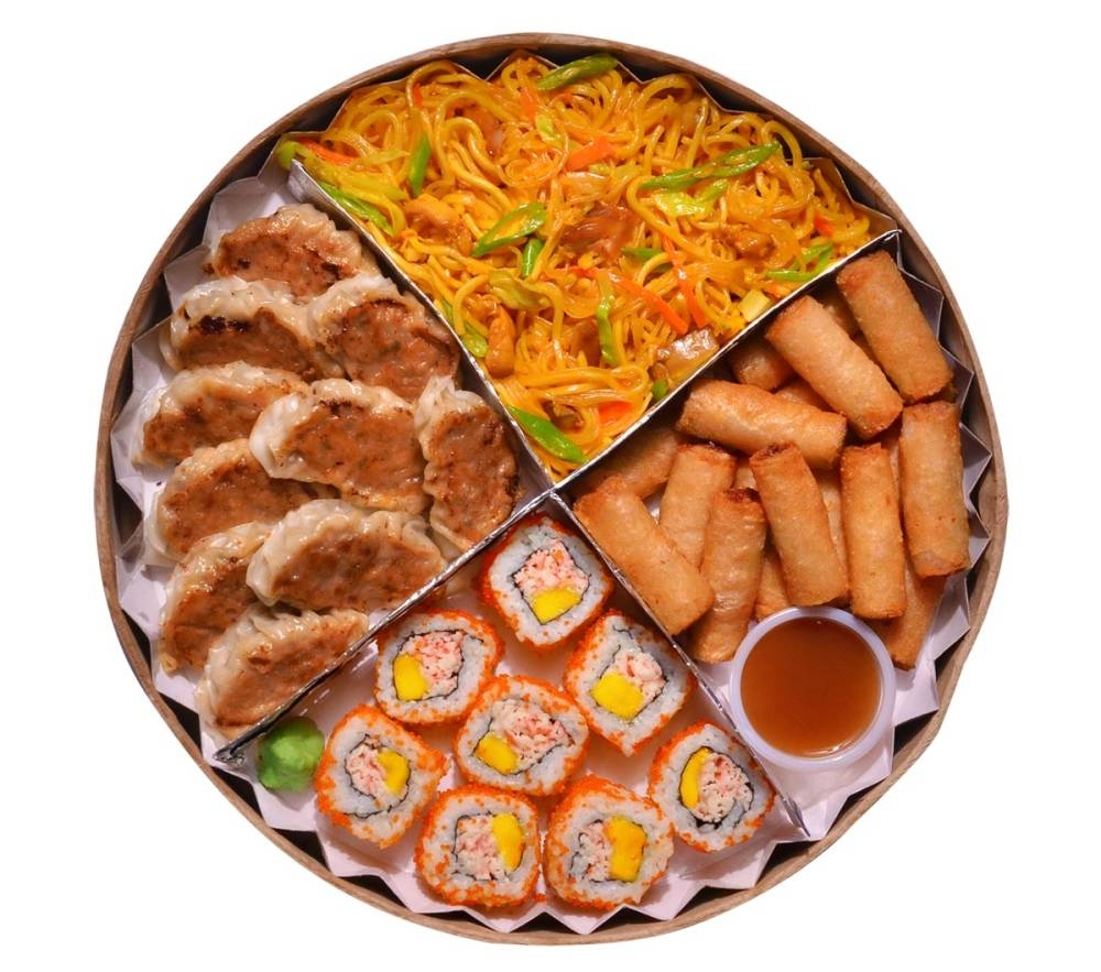 """The Bento Bilao is a one-of-a-kind feast packed full with flavors spanning from """"Mabuhay!"""" to """"Kawaii!"""""""