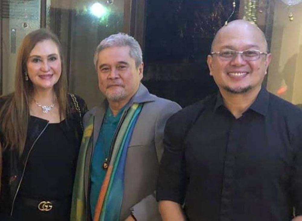 Mildred Vitangcol, Cocoy Cordoba and York Vitangcol