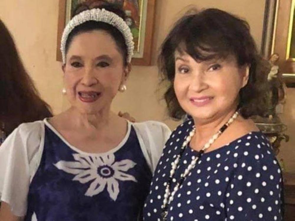 Minerva Tanseco and Patty Jalbuena