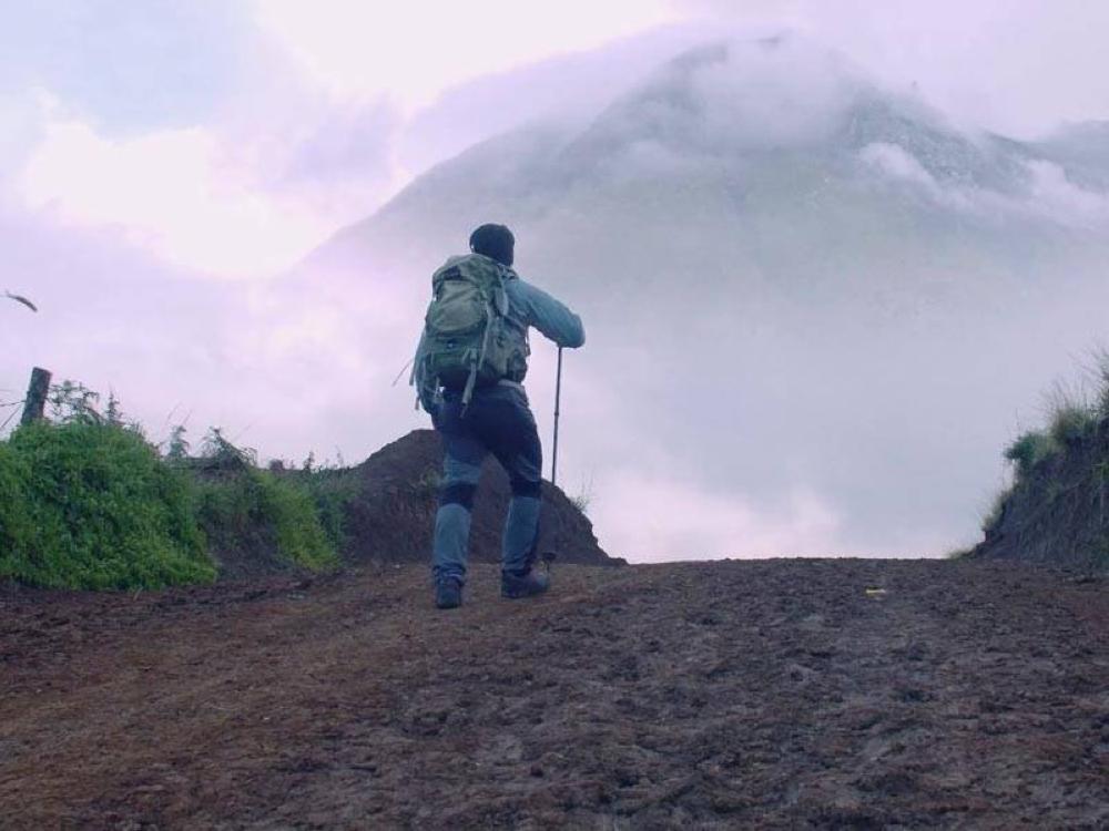 Ang drama ng pamilya na 'The Highest Peak' ay nakararami na kinunan sa Mt.  Apo.
