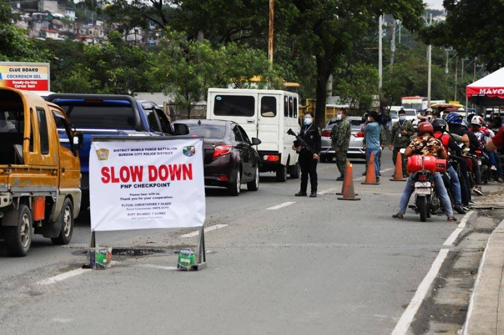 Metro Manila's Covid cases spike thumbnail