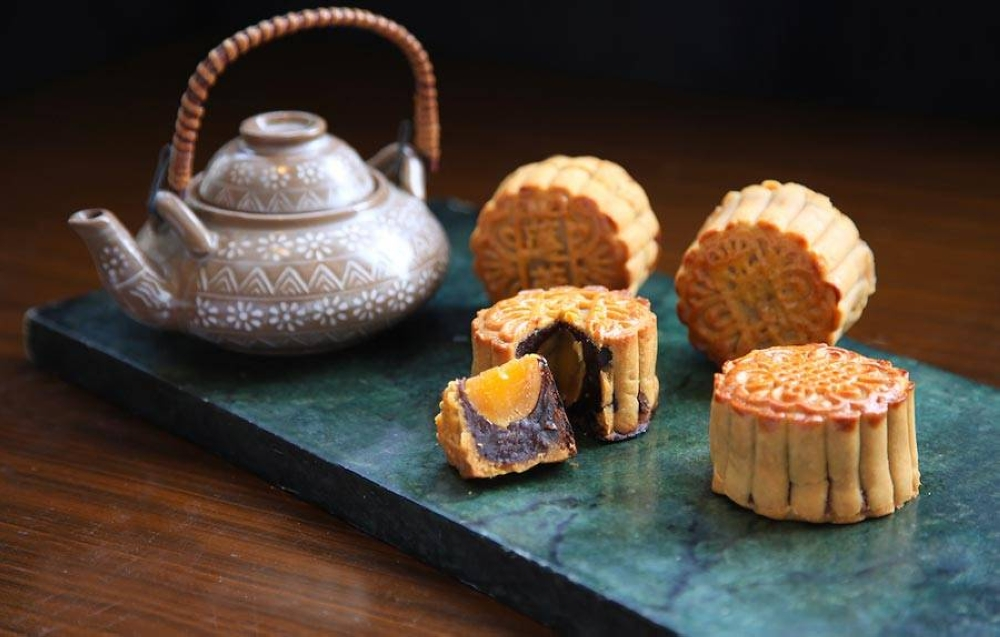 Gifting mooncake has become symbolic and synonymous to expressing gratitude