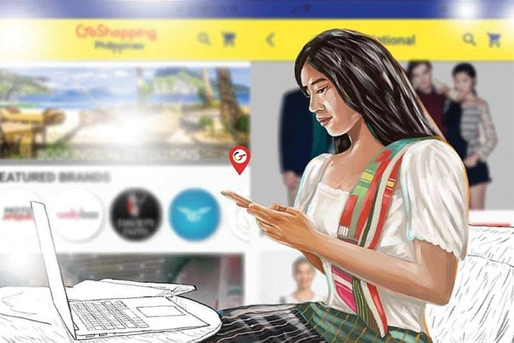Go Shopping Philippines positions itself as an e-commerce site that besides shopping will include features like movie streaming and live events which everyone used to enjoy in malls. INSTAGRAM PHOTO/GOSHOPPINGPHILIPPINES