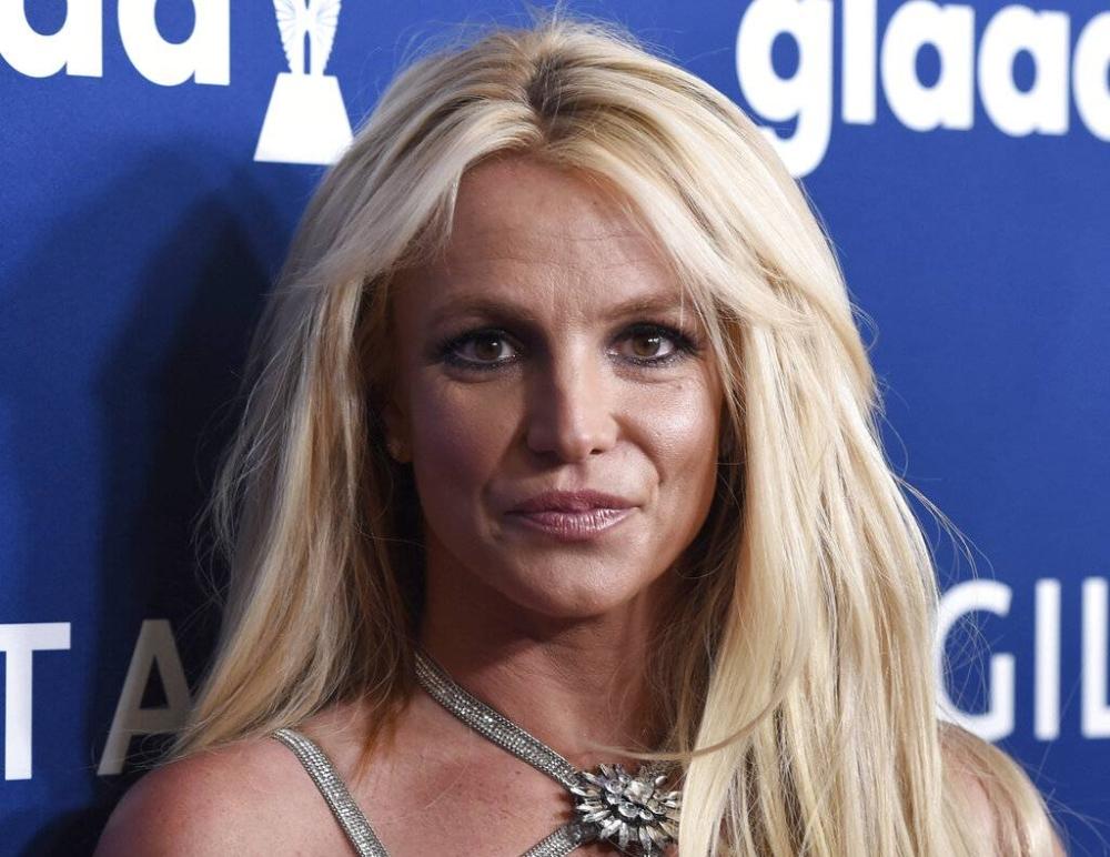 Britney Spears AP LARAWAN