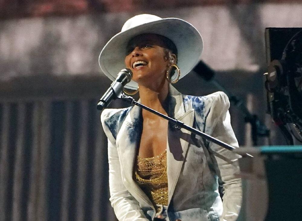 Alicia Keys AP LARAWAN