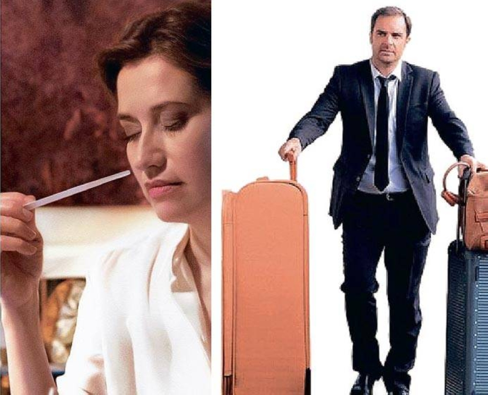 Starring Emmanuelle Devos (left) and Gregory Montel, the comedydrama is about a chauffeur and a professional 'nose' who become a friend to one another when they needed someone most.