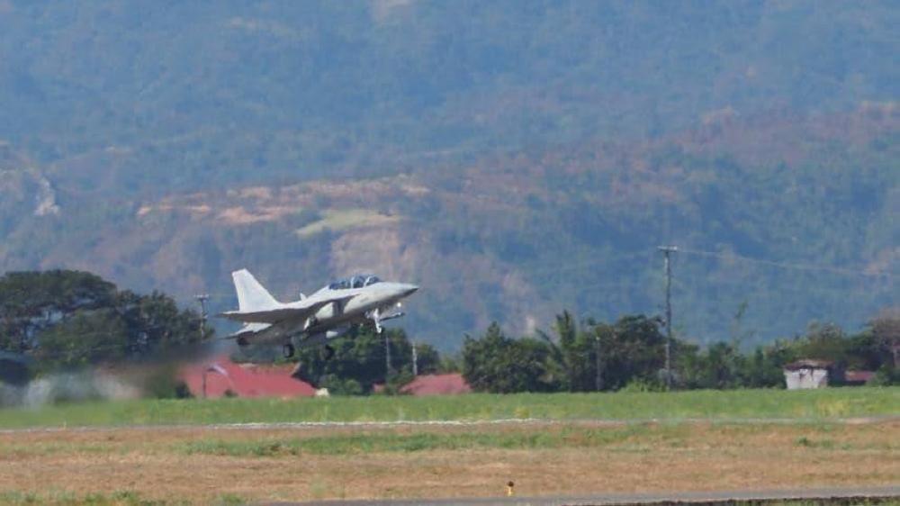 Larawan sa kagandahang-loob mula sa Philippine Air Force