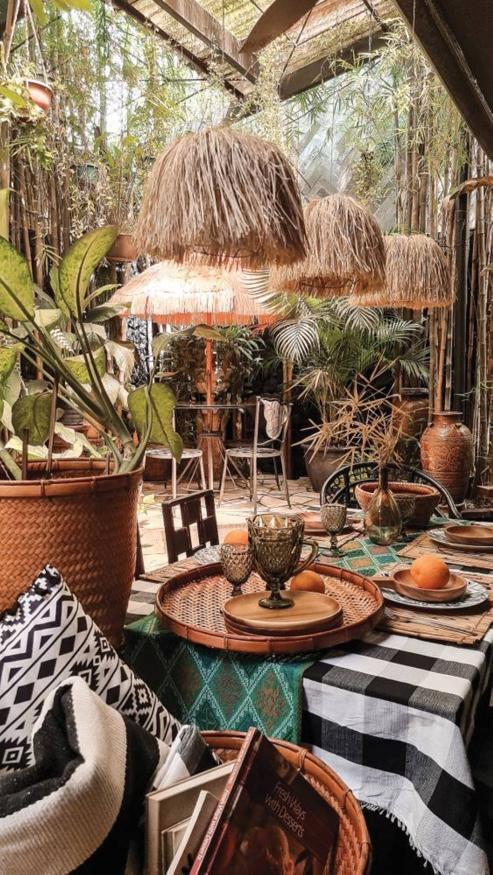 Inspired by nature and crafted by local artisans for your home.