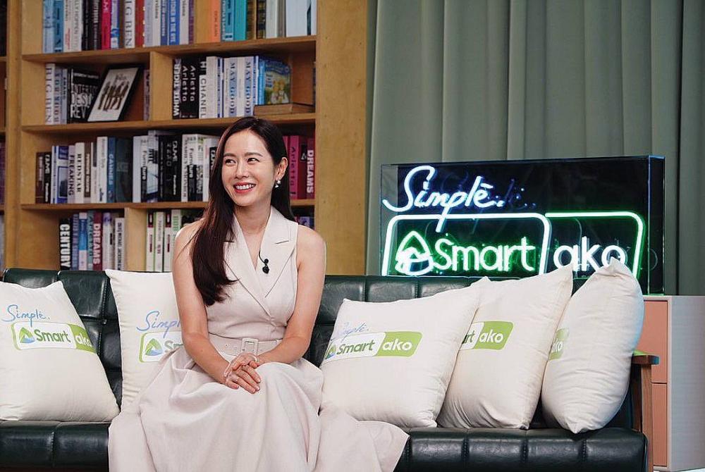 Ang premyadong aktres na si Son Ye-jin ay simpleng ginang sa totoong buhay.  LARAWAN NG COURTESY NG MASARAP