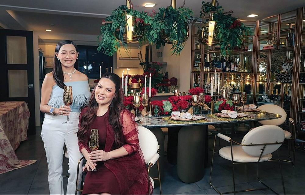 Ang tablescaping lifestyle show ay kumain ng maraming kilalang tao sa unang panahon nito, tulad ng KC Concepcion.