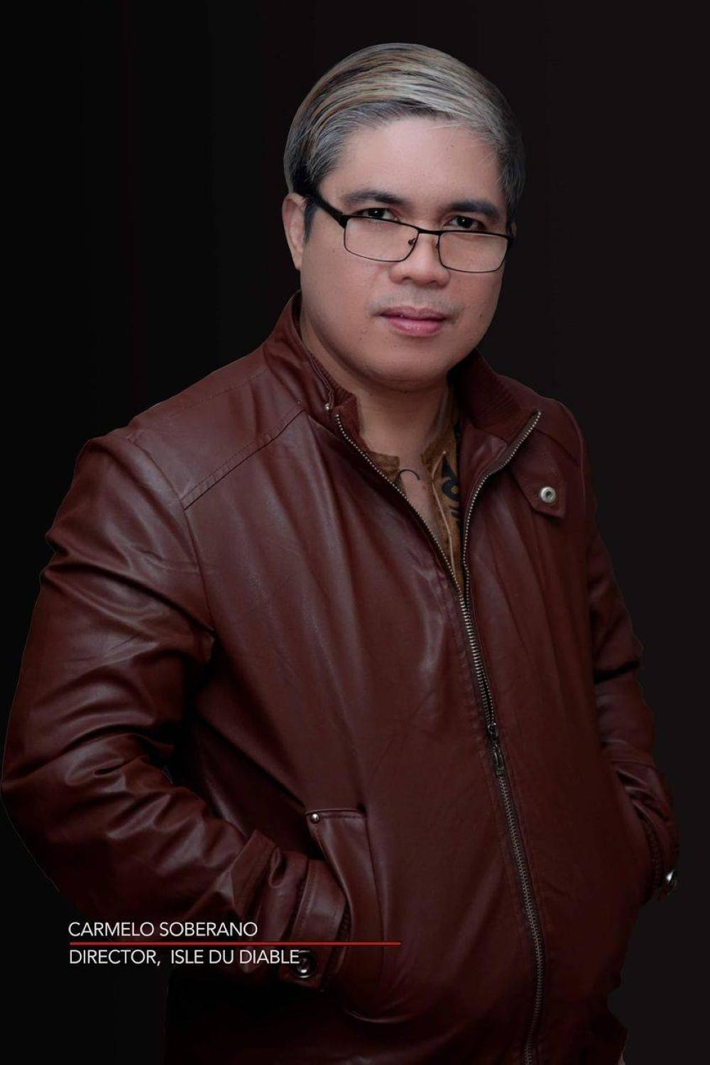 Director Carmelo Soberano