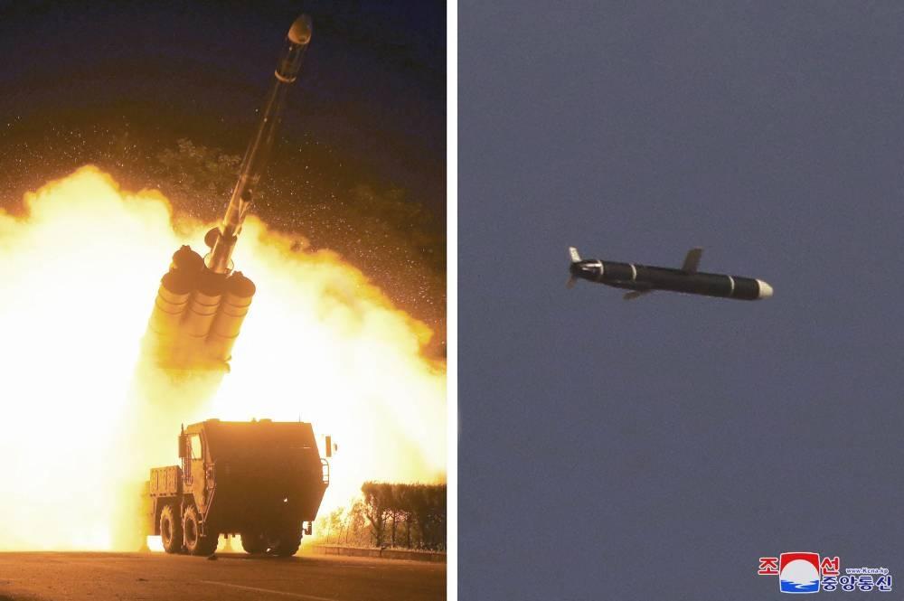 NKorea tests latest nuclear missiles thumbnail