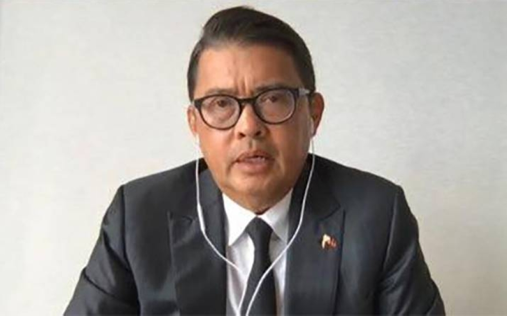 PRESIDENTIAL Adviser for Entrepurship Jose Maria