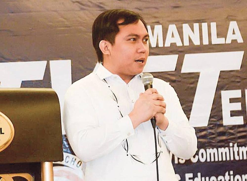 ATSMI President Dr. Glenn Blasquez