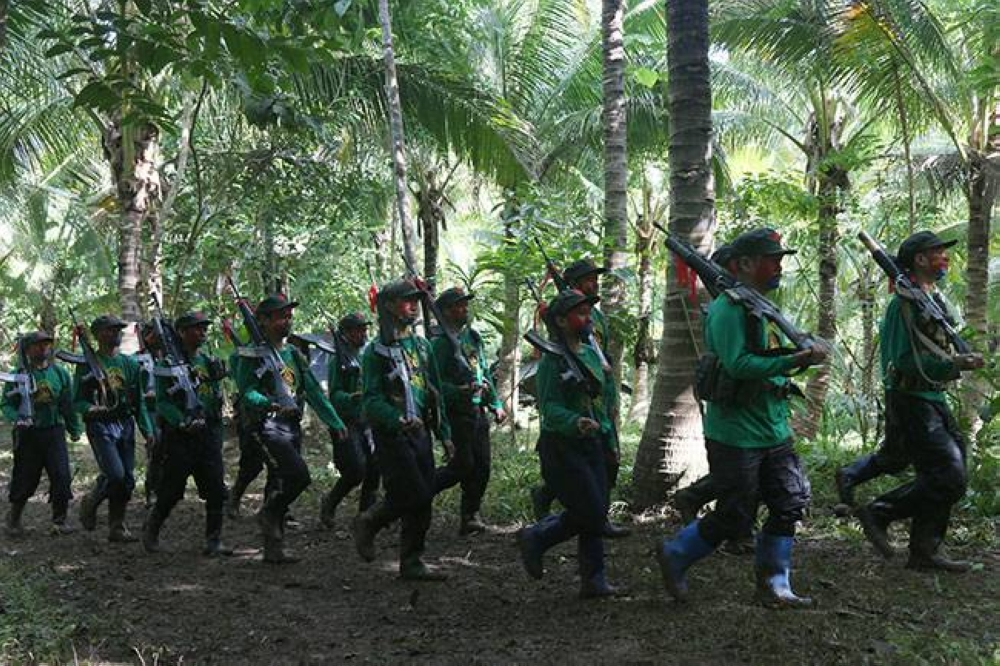 7 'tired and weary' NPA rebels surrender