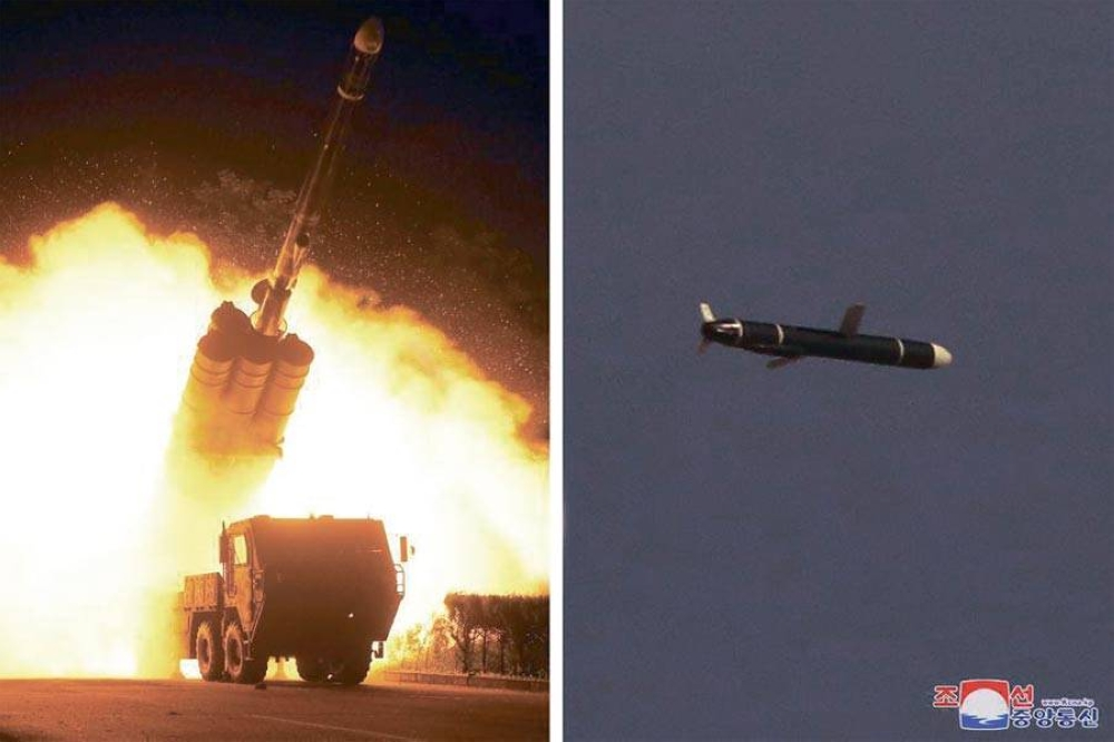 NKorea's missiles tests major threat - UN