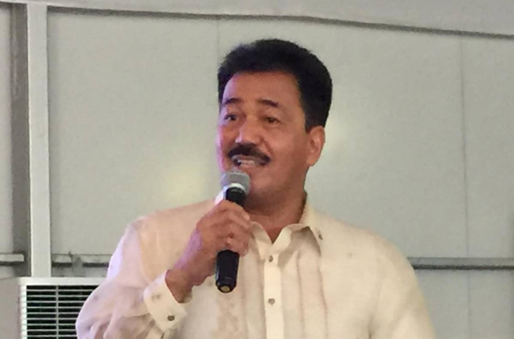 Higher Education (CHEd) Chairman Prospero de Vera 3rd. Contributed Photo