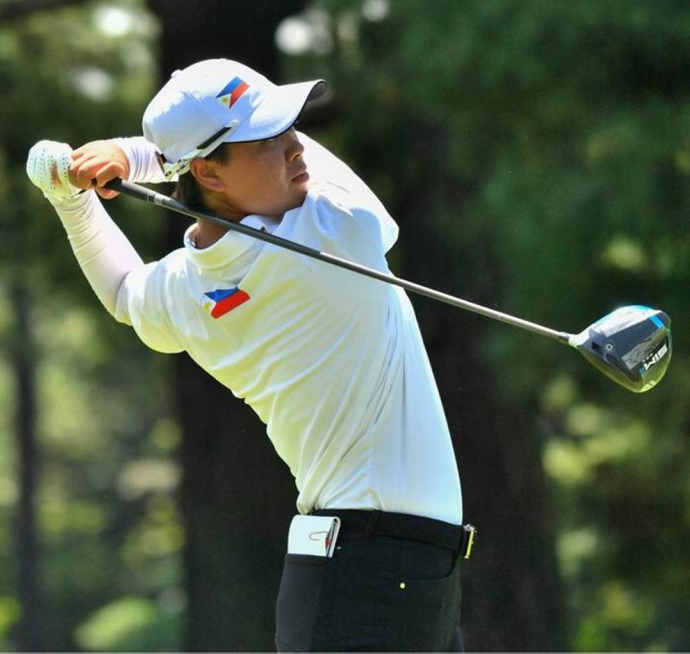 Yuka Saso LARAWAN ng AFP