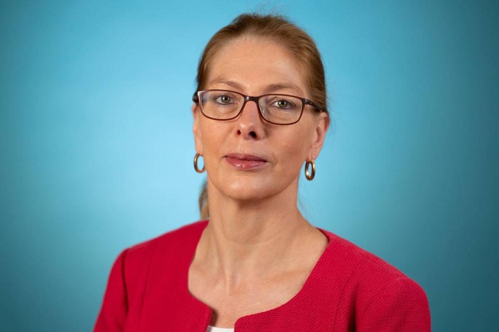 German Ambassador Anke Reiffenstuel