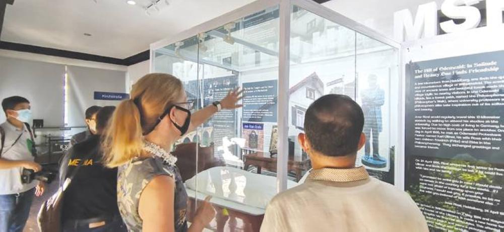 """Rizal in Wilhelmsfeld"" Furniture Exhibit"