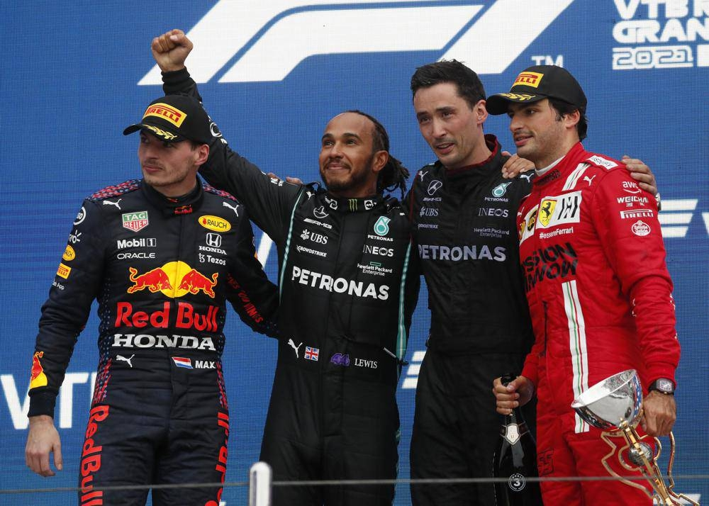 Starting next year, Qatar will be host to the excitement that Formula 1 generates, from the intense action at the pits to the superstars who continue to make the races exciting. AP PHOTOS