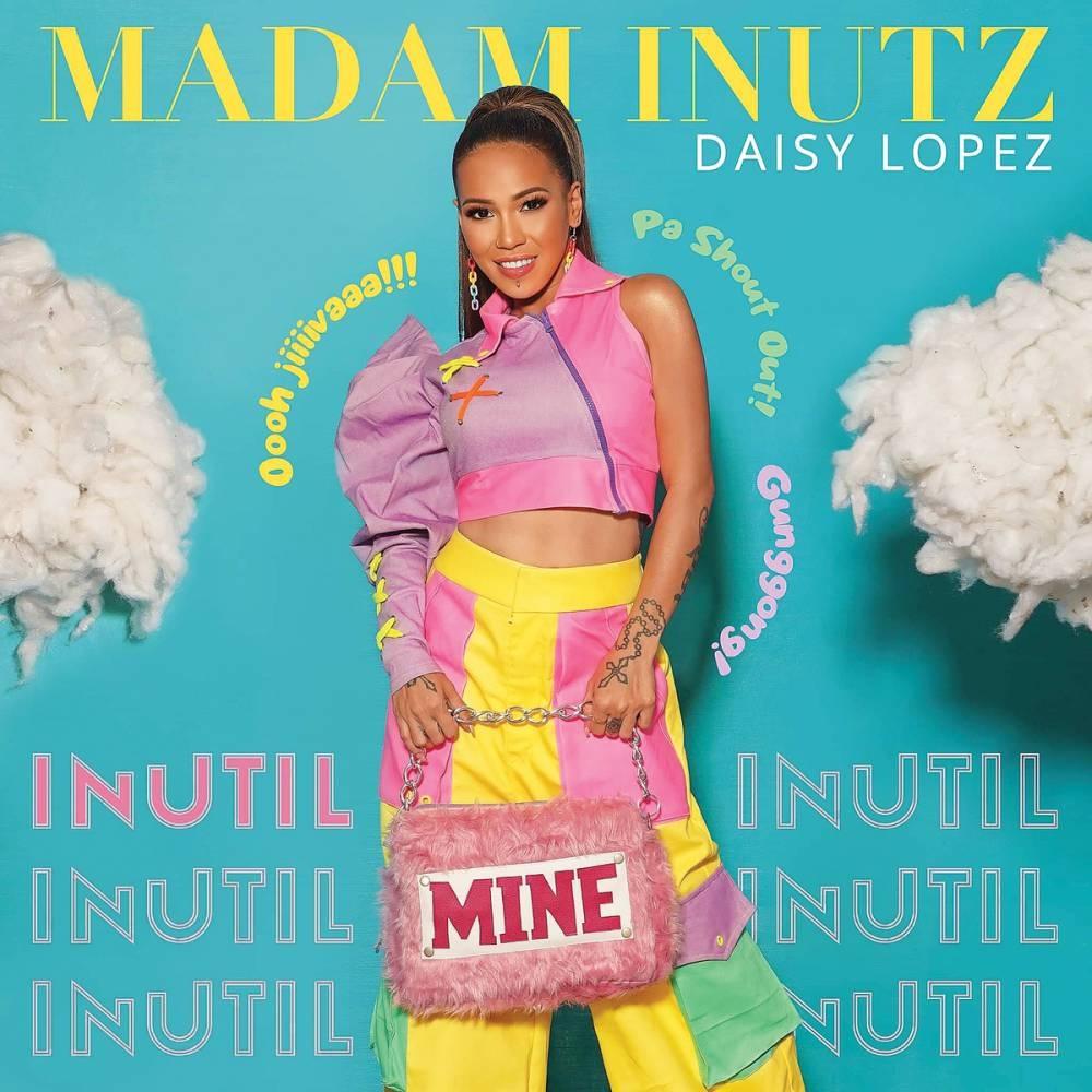 Opisyal ito - ang nagbebenta ng viral online na si Daisy Lopez, aka Madam Inutz, ay ngayon ay recording artist.
