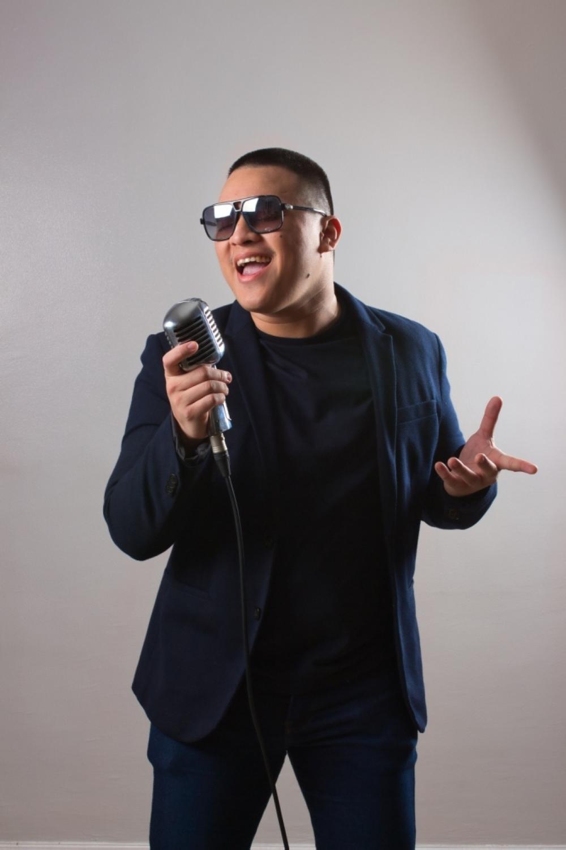 Singer-songwriter na si Thyro Alfaro