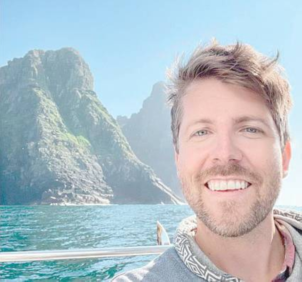 Sam Holmes' 'Sailing' follows a former Disney Imagineer who quit his job to travel the world.