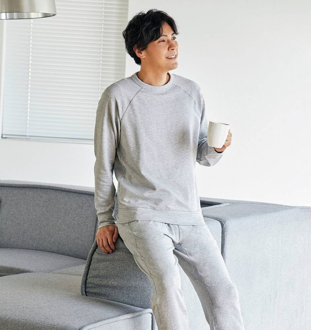Homewear is the new trend in comfortably worn for working from home as well as for the unexpected back and forth that needs to be done.  PHOTO FROM UNIQLO.COM
