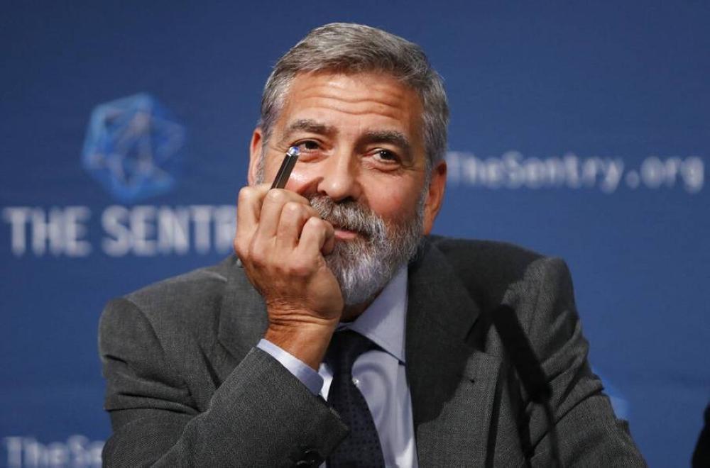 George Clooney AP LARAWAN
