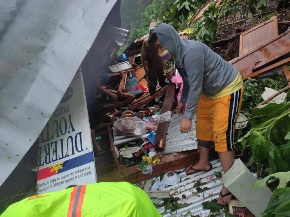 Photo from PNP Buguias Facebook