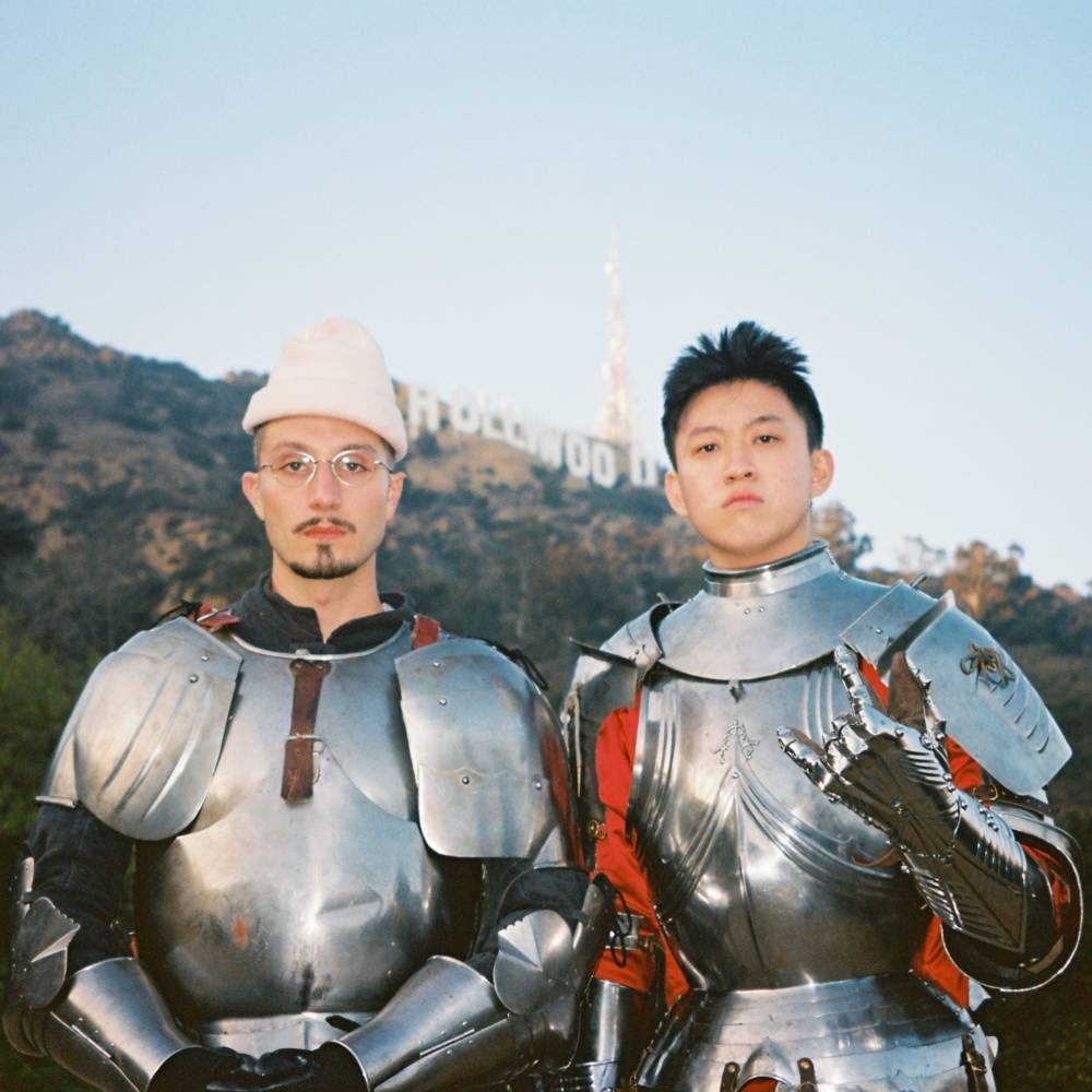 The musician's newest album 'Eat Ya Veggies' has the up-tempo track 'Edamame' featuring rapper Rich Brian.