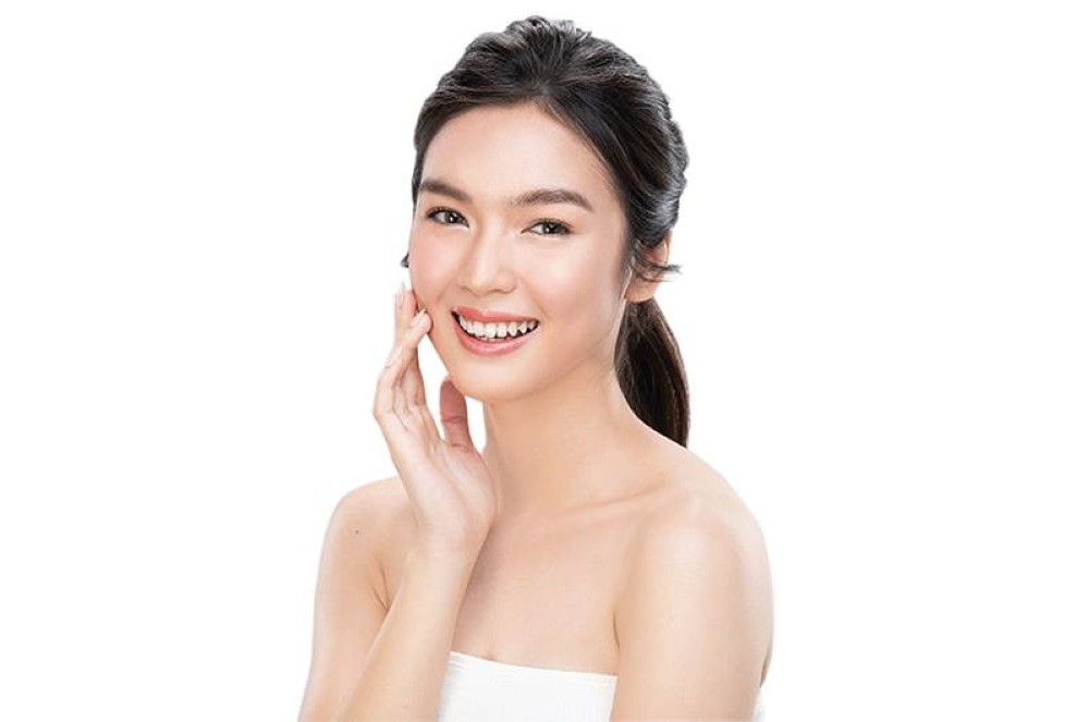 Teleserye princess Francine Diaz isn't spared from skin problems caused by wearing masks, face shields and of course, being 17.