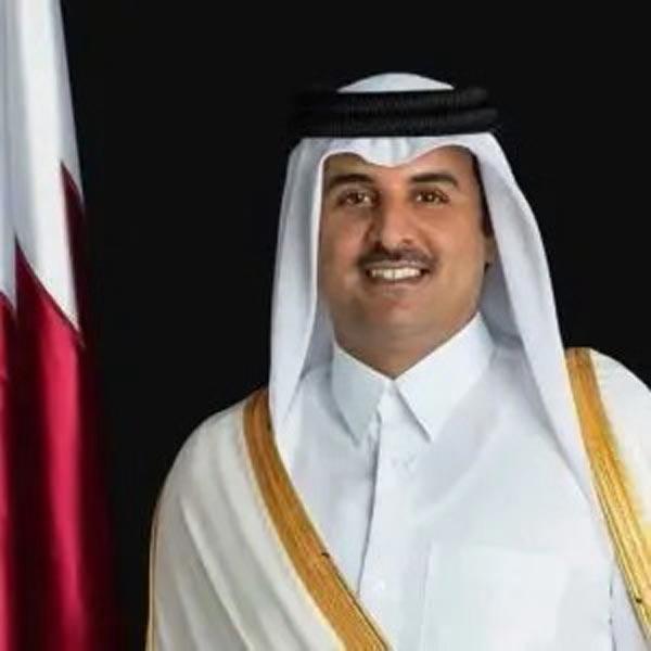 Sheikh Tamim Bio Hamad Al Thani